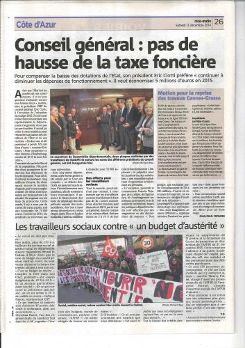 damiani,cg06,budget 2015 cg06